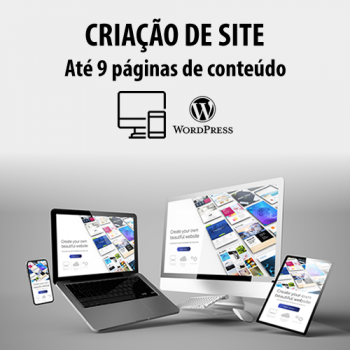 Site Modelo Institucional